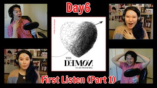Day6 'The Book of Us: The Demon' First Listen (Part 1)