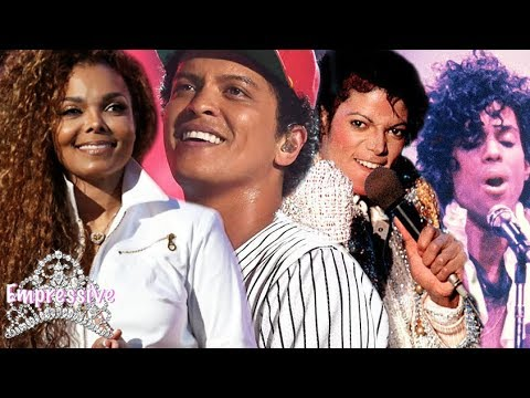 Download Youtube: Bruno Mars vs. Michael Jackson and Prince | Plus Bruno wants to work with Janet?