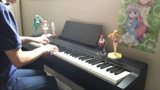 Crossing Field - Sword Art Online OP1 - Piano Improvisation