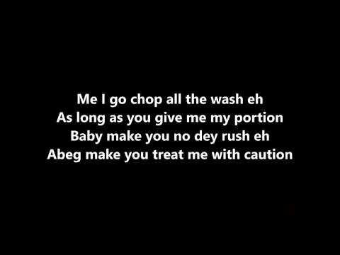Leg Over by Mr Eazi Lyrics
