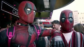 Ryan Reynolds & Josh Brolin at Deadpool 2 UK Fan Screening in Cineworld Leicester Square