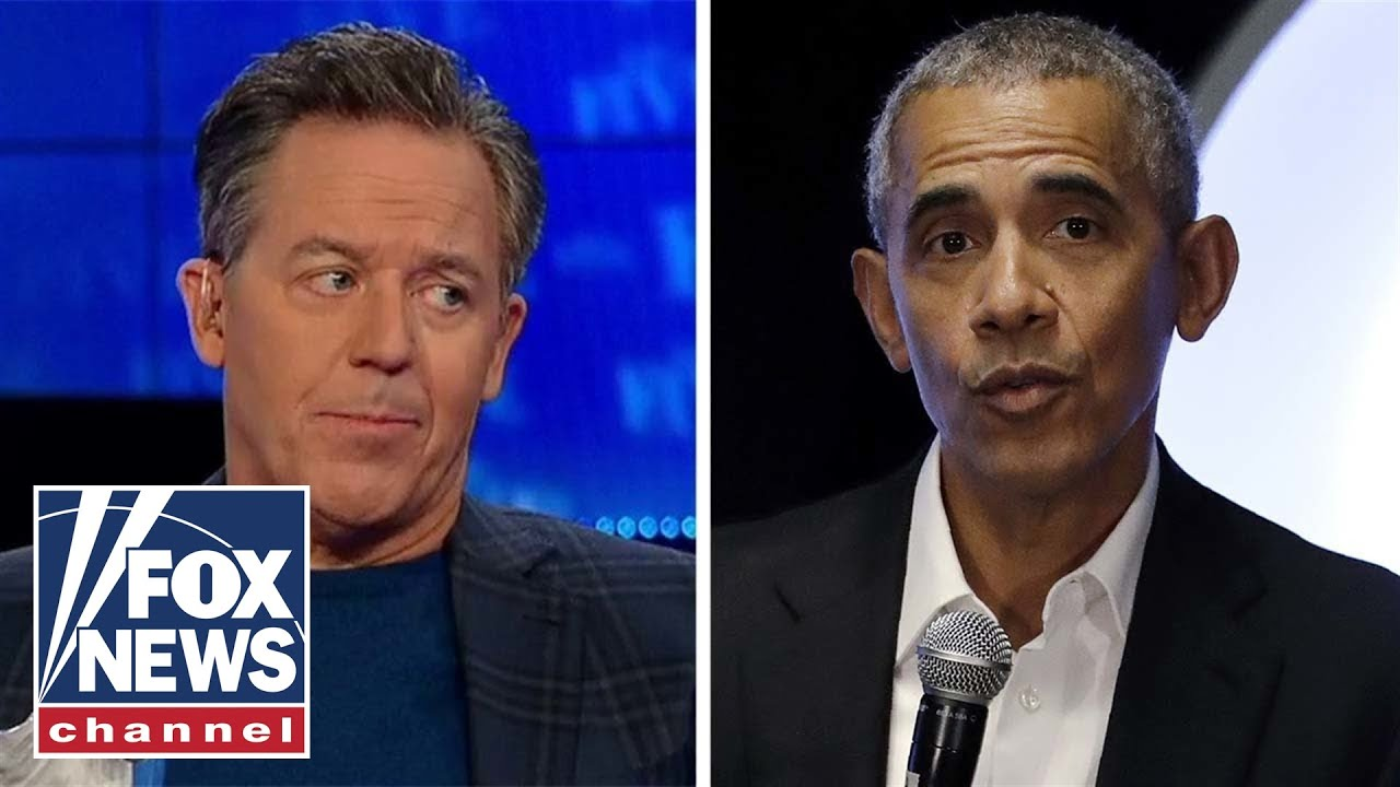 Gutfeld on Obama claiming credit for Trump's economy - FOX News