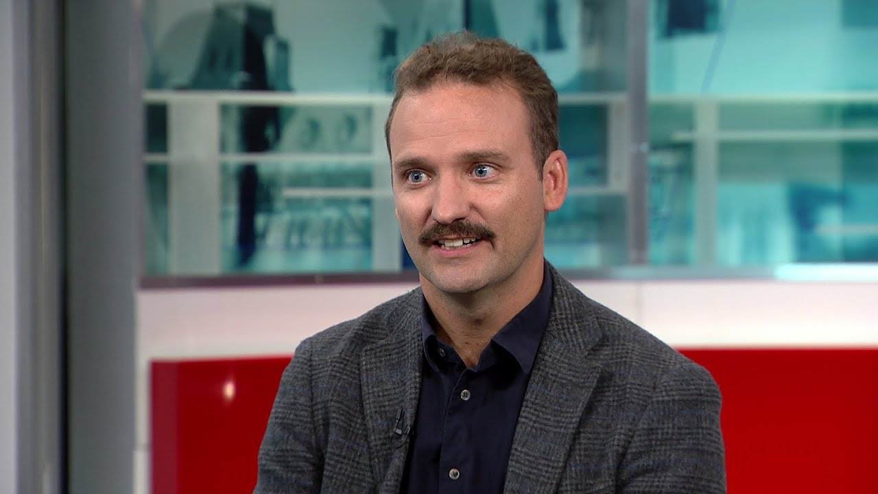 Alexandre Trudeau on his book ...