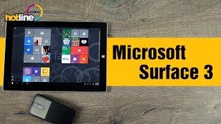 Microsoft Surface 3 - обзор Windows-планшета(Цена и характеристики Microsoft Surface 3: http://hotline.ua/computer-planshety/microsoft-surface-3-128gb-wi-fi/ Каталог планшеты: ..., 2015-09-18T08:02:13.000Z)