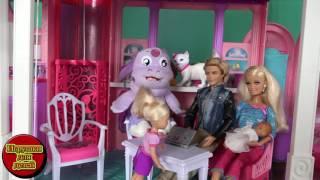 Barbie 2016 Все серии подряд Сезон 2 (1-39 серии) Barbie Life in the Dream House , Видео Барби Куклы