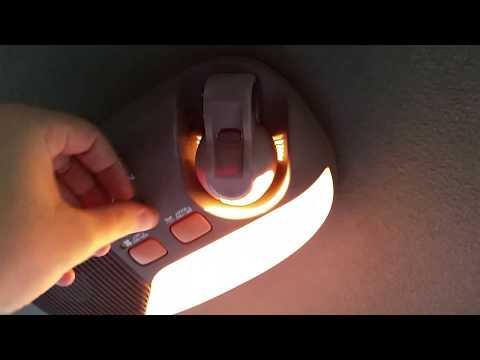 Nissan Cube ремонт ионизатора воздуха.