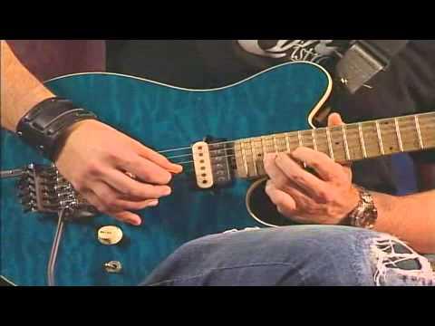 Eddie Van Halen Guitar Lick & A Minor Blues