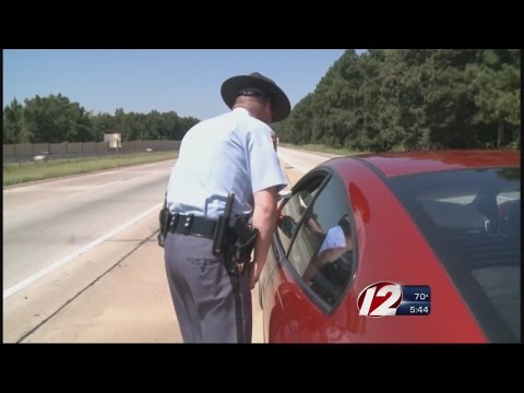 Driving Too Slow in Passing Lane is Against the law