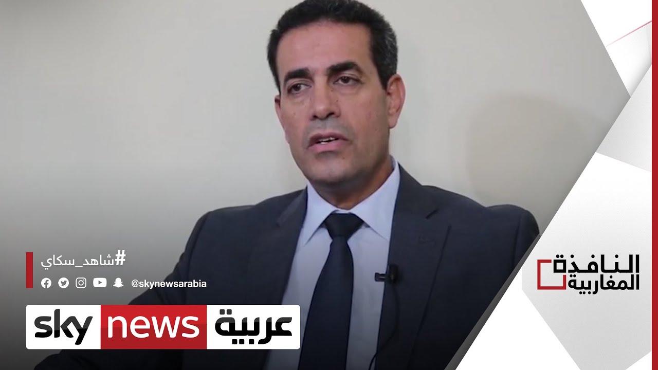 السايح يبحث قانون الانتخاب الليبي في طبرق | #النافذة_المغاربية