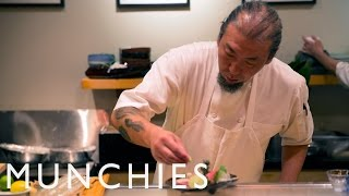 The Sushi Chef: Shark Hearts & Fish Sperm with Yoya Takahashi thumbnail