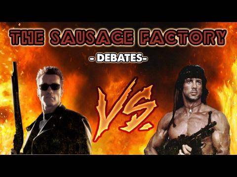 TSF S5 Ep06: Stallone Vs. Schwarzenegger Debate streaming vf