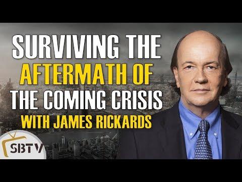 James Rickards Exclusive