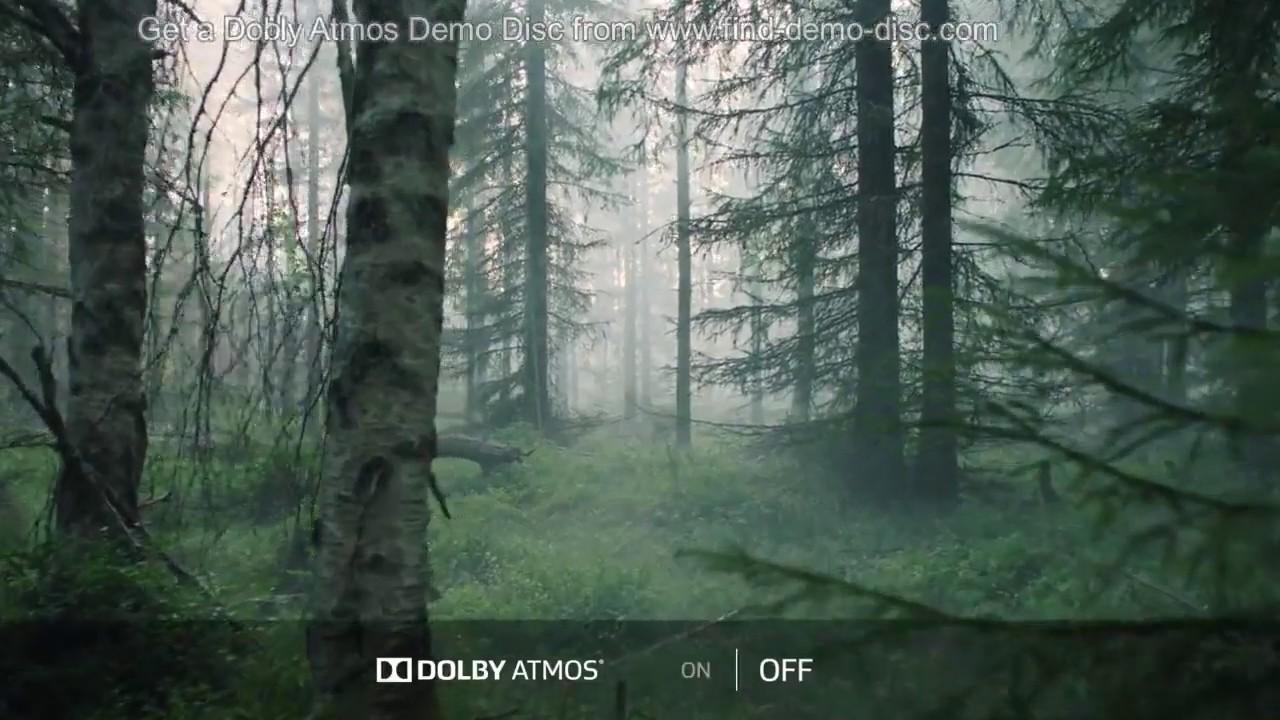 dolby atmos blu-ray demo disc 2018