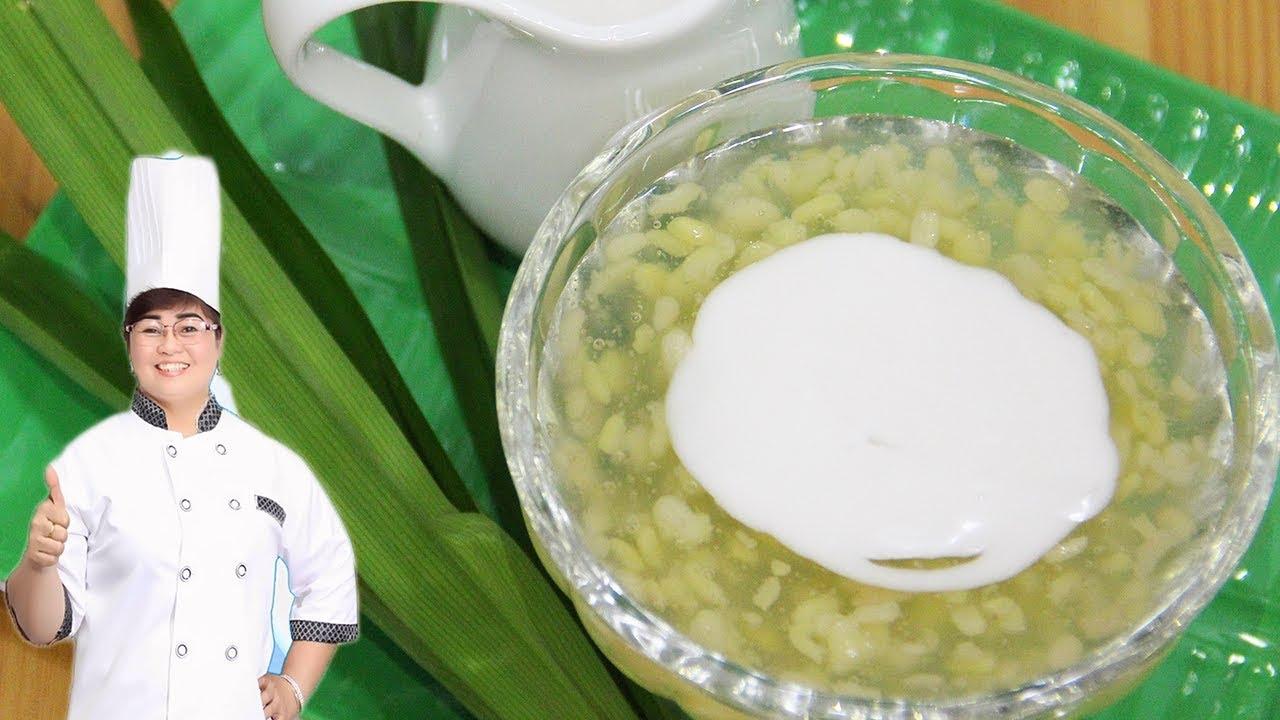 Cách nấu chè hoa cau CỰC NGON – CHUẨN LUÔN