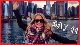 Boat Tour, Wicker Park & Tanta! Vlogtober 11