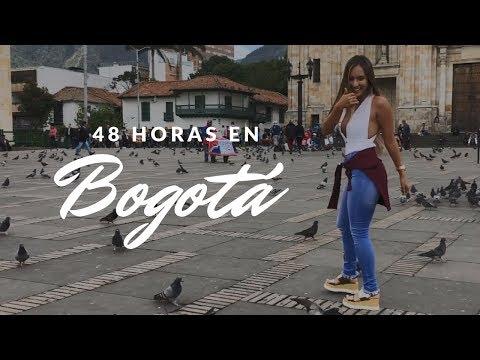 Lo mejor de Bogotá en dos días I Colombia Vlog #1