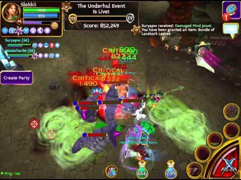 Arcane Legends - Curse Of The Cryostar! - Southern Gates