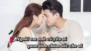 Yêu Một Người Vô Tâm (Karaoke) - Bảo Anh