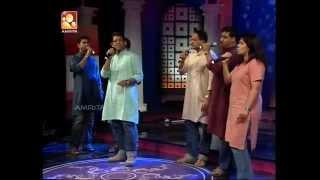 The Missionaries-Amrita TV Devageetham 2012 (Everybody Said That)