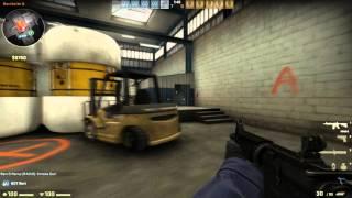Counter-Strike Global Offensive Beta Gameplay de_Nuke
