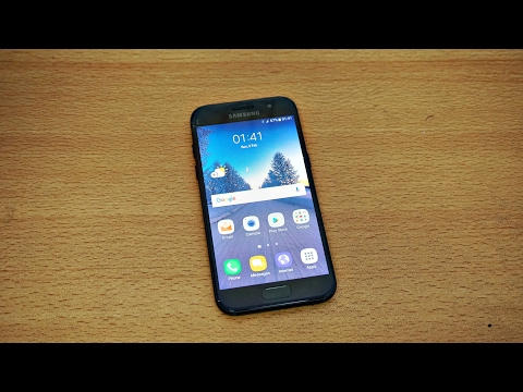 Samsung Galaxy A3 (2017) - Full Review! (4K)