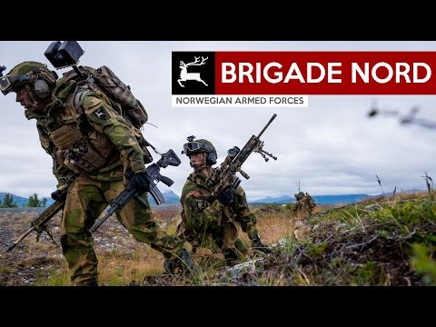 Brigade Nord/ Norwegian Armed Forces