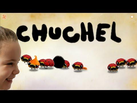 ЧУЧЕЛ Часть 5. Огромный злой Чучел / Chuchel