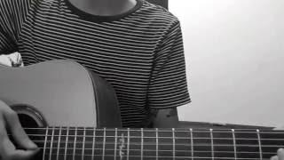 Quen với cô đơn - DaK- Guitar Cover