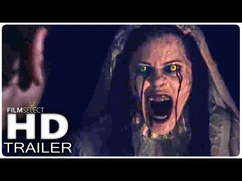 THE CURSE OF LA LLORONA Trailer (2019)