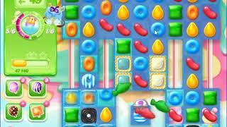 Candy Crush Saga Jelly Level 757
