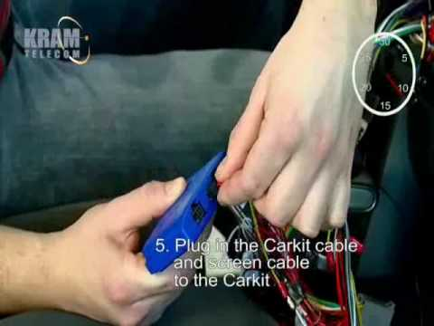 hqdefault parrot carkit installation video youtube parrot ck3000 evolution wiring diagram at webbmarketing.co