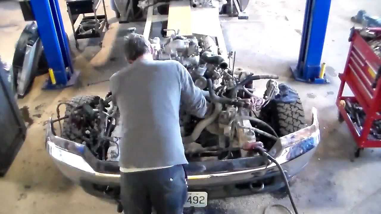 Ford F250 Parts >> STL Diesel Presents Forged Ford 6.0 Powerstroke Time Lapse ...