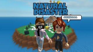 ROBLOX- Amanda cade vc?,AMANDAAA (Natural Disaster)