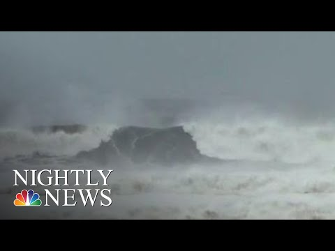 Hurricane Michael Storm Surge Threatens Gulf Of Mexico, Florida Panhandle | NBC Nightly News
