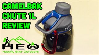 Camelbak Chute 1L Water Bottle Review