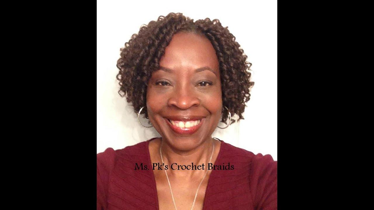 Crochet Braids Loose : ... Jamaican/Spiral Bob & Loose Jamaican/ Spiral Crochet Braids - YouTube
