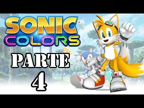 Let's Play: Sonic Colors - Parte 4