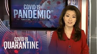 COVID-19 Pandemic: ANC Special Coverage (9 AM - 12 PM, 5 April 2020) | ABS-CBN News