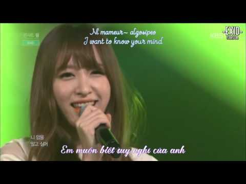 [Vietsub] EXID Up&Down - Incarnation Of Money OST