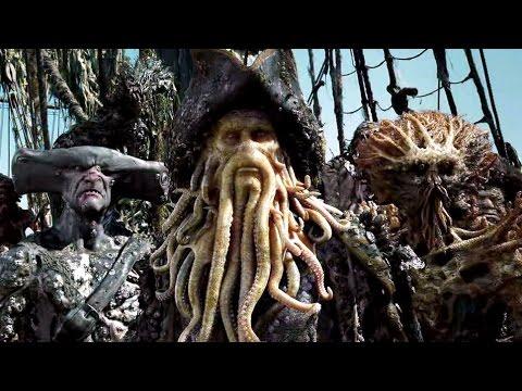 Piratas del Caribe 2: El cofre del hombre muerto (Trailer)