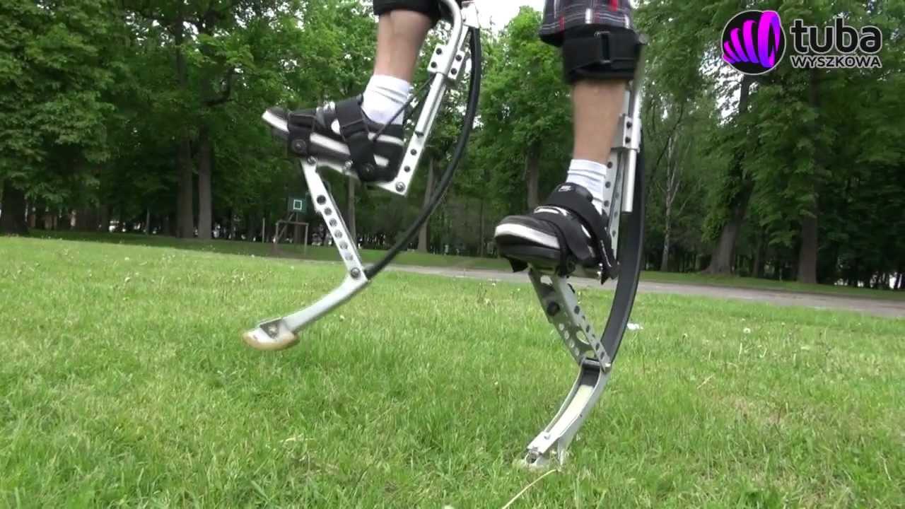 Aktualne POWERIZER - skacz 2 metry w górę, biegaj 30km/h! - YouTube TQ29