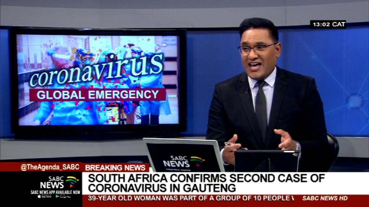 Second coronavirus case confirmed in South Africa: Minister Mkhize ...