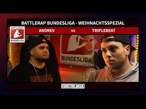 BRB | Weihnachtsspezial 2017 - Andres vs TripleBeat