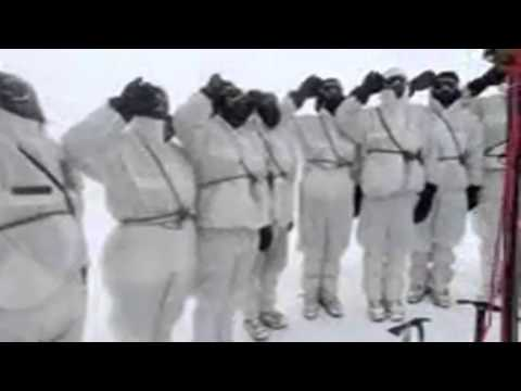 Watch Indian soldiers in Siachen brave minus 23 degree temperatures to hoist the Indian flag