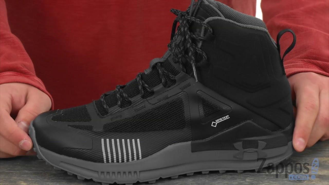 Under Armour Mens Verge 2.0 Mid GTX Hiking Shoe