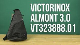 Розпакування Victorinox Altmont 3.0 13 л Чорний Vt323888.01