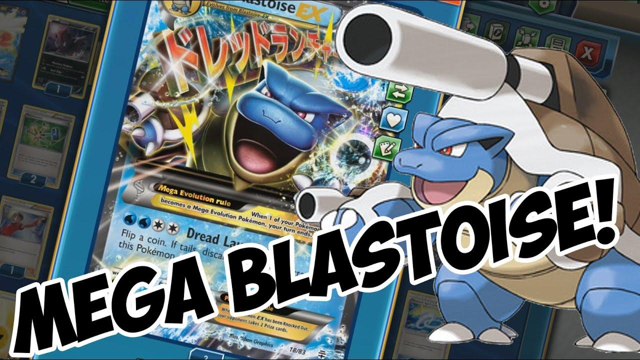 Roller skates tcg - Mega Blastoise Ex From Generations Pokemon Tcg Online