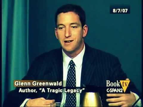 Glenn Greenwald on George W Bush: a Tragic Legacy How a Good vs.Evil Mentality Destroyed