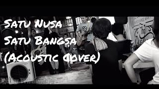 Satu Nusa Satu Bangsa Acoustic Version by Deamor Band