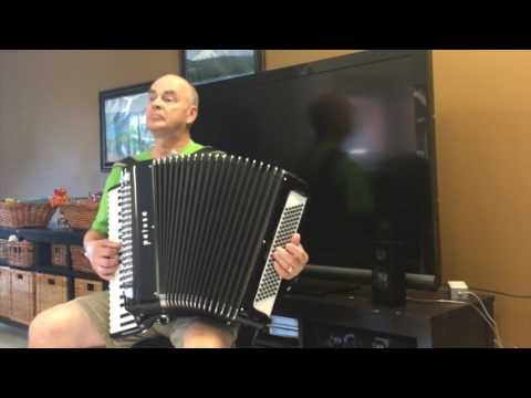 Mockingbird Hill   Phil Hall accordion